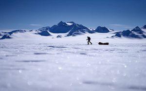 Trobar el silenci a l'Antàrtida