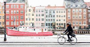 Hivern a Copenhagen