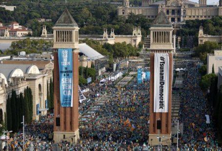 El Tsunami Democràtic es presenta en societat l'11 de setembre