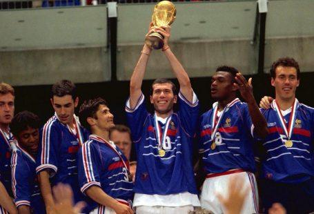 França guanya el Mundial del 1998